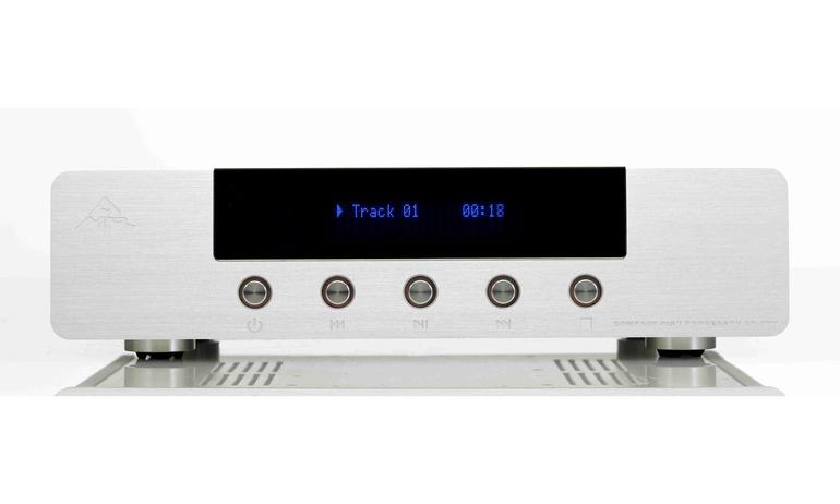 Đầu CD đèn AMR CD-777 SE: Âm thanh mượt mà