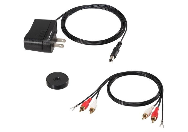Audio-Technica AT-LPW50PB: Trọn bộ mâm đĩa, kim, cần & phono với giá cực hấp dẫn