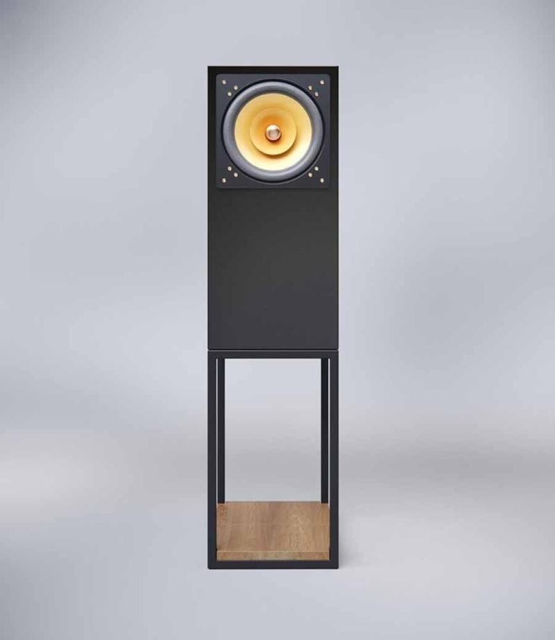 Cube Audio giới thiệu hệ thống loa toàn dải Nenuphar Basis và subwoofer đi kèm