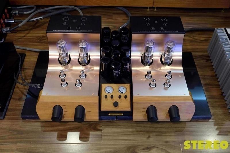 Unison Research Absolute 845: Siêu ampli đèn tích hợp dành cho những hệ thống đỉnh cao