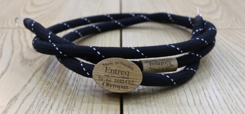 Cáp nối đất Entreq Olympus Infinity Line