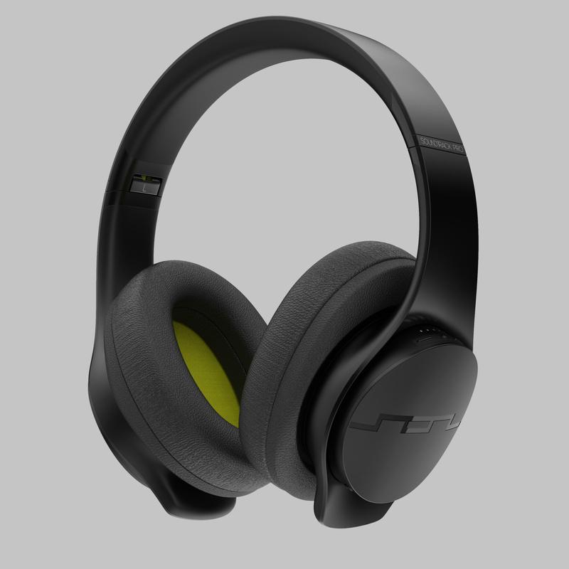 Sol Republic ra mắt dòng tai nghe không dây Soundtrack, giá mềm, pin 42 tiếng