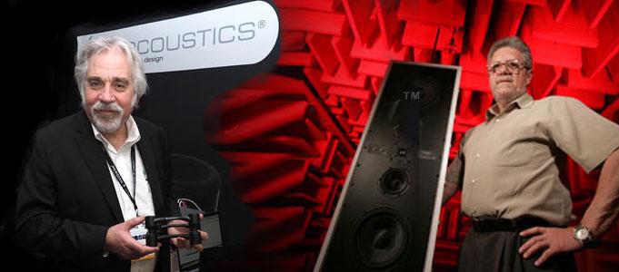 PSB Speakers ra mắt dòng loa mới, sử dụng công nghệ cô lập của IsoAcoustics