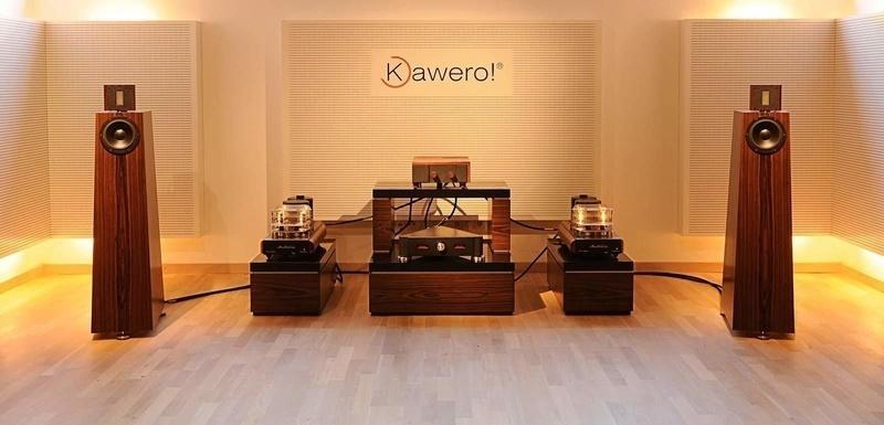 Điểm qua những dòng loa ultra hi-end Kaiser Acoustics vừa có mặt tại Việt Nam (Phần 2): Classic C1 (Standard Model)