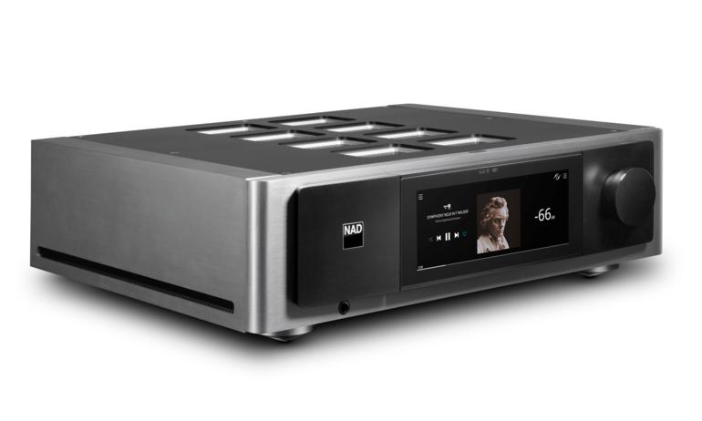[CES 2020] NAD công bố ampli tích hợp đầu bảng M33, tích hợp streamer và DAC