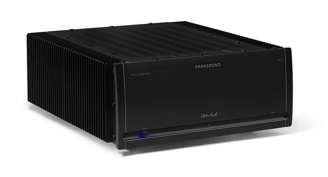 Parasound trình làng ampli monoblock đầu bảng Halo JC 1+