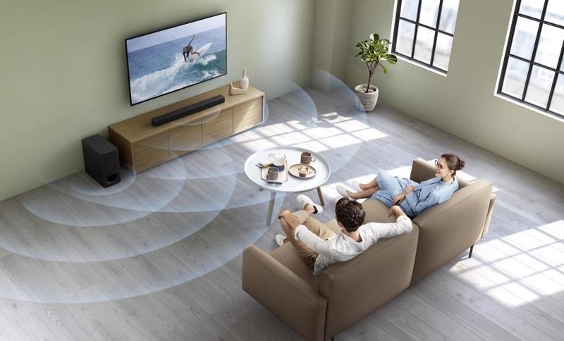 Sony tung khuyến mãi hấp dẫn cho loa soundbar trong dịp Tết Canh Tý