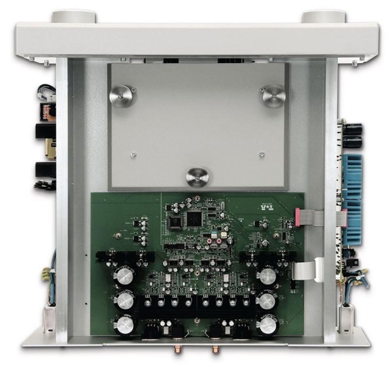 T+A trình làng bộ nguồn phát đa năng MP 3000 HV MKII
