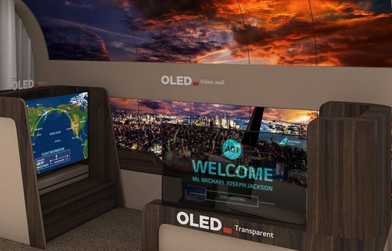 LG ra mắt loạt TV OLED màn hình cuộn mới tại CES 2020