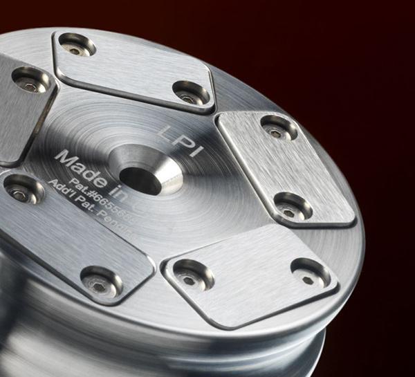 Tạ chặn đĩa Stillpoint Ultra LPI: Món phụ kiện quan trọng dành cho mâm đĩa than