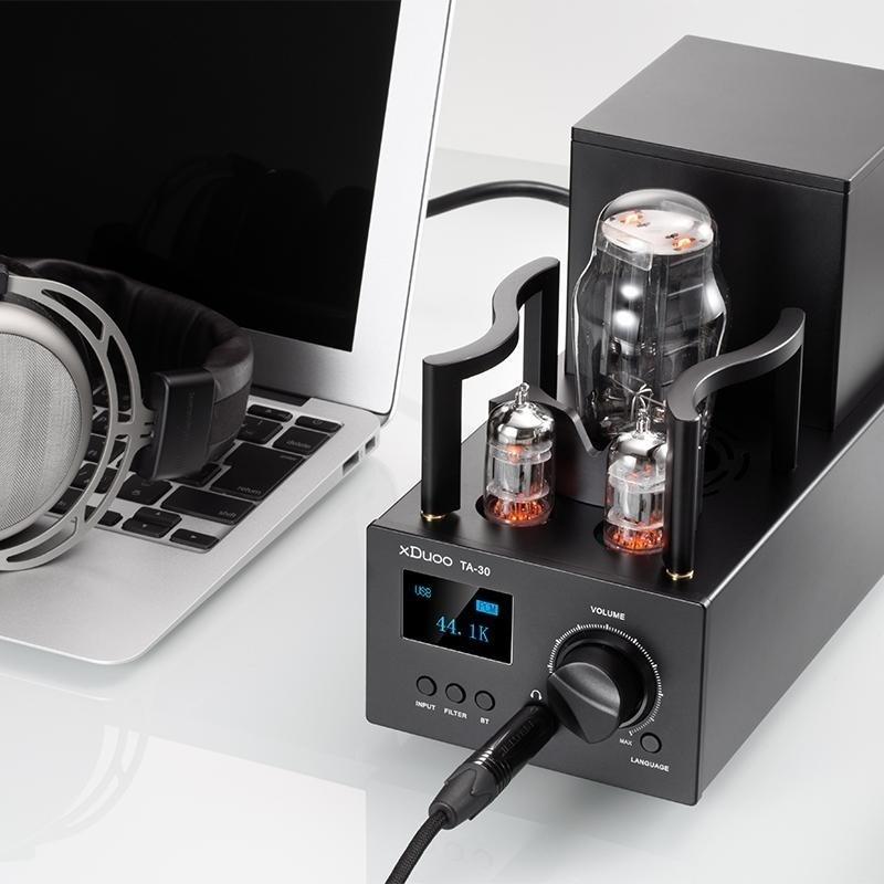 xDuoo tung ra DAC/Headamp đèn TA-30, giá hơn 16 triệu đồng