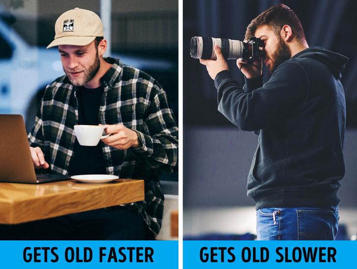 5 điều khiến cơ thể bạn già đi nhanh hơn bình thường