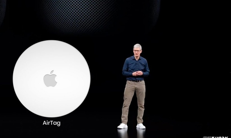 Bộ theo dõi định vị của Apple có thể ra mắt vào cuối năm nay