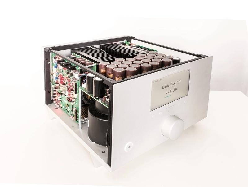 Humboldt: Ampli tích hợp đỉnh cao của AudioNET