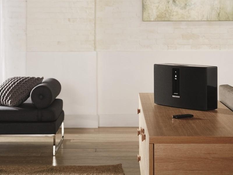 Bose cập nhật AirPlay 2 cho dòng loa không dây SoundTouch