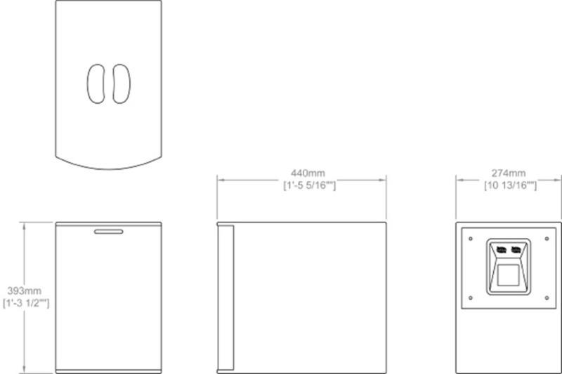 Funktion-One giới thiệu subwoofer SB8, thiết kế dành cho cặp bookshelf F5