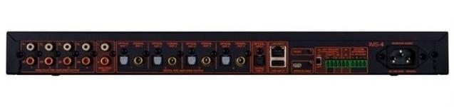 Monitor Audio trình làng đầu streamer IMS-4 dành cho các hệ thống âm thanh lắp đặt