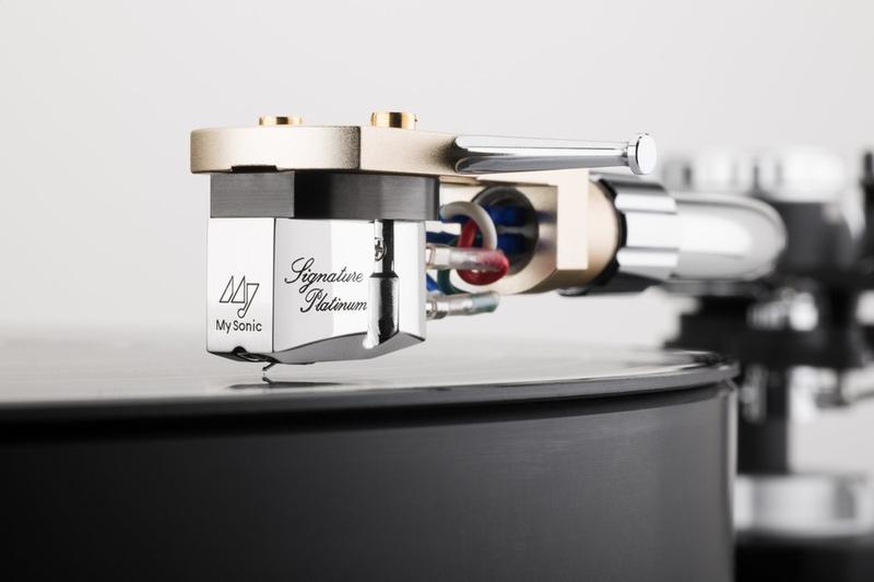 Tầm quan trọng của kim (cartridge) trong hệ thống mâm đĩa than