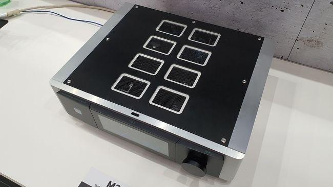 Hé lộ hình ảnh thực tế của bộ đôi đầu bảng NAD M33 và T 778 tại ISE 2020