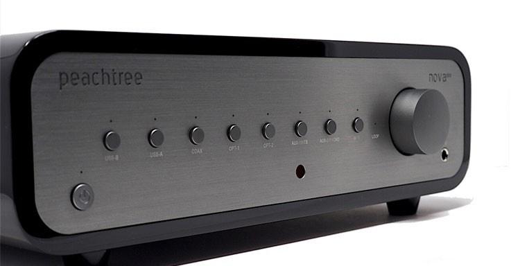 Peachtree Audio giới thiệu thế hệ ampli tích hợp NOVA 2.0 Series với 2 model mới