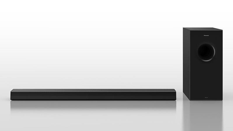 Panasonic trình làng soundbar kèm sub không dây SC-HTB600 Dolby Atmos