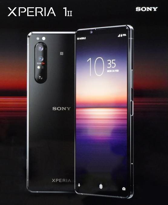 Sony trở lại thị trường smartphone cùng với bộ đôi Xperia 1 II and Xperia 10 II