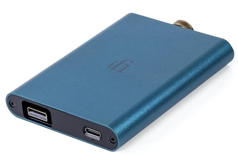 iFi tung ra bộ giải mã kiêm ampli tai nghe Hip-DAC với thiết kế nhỏ gọn