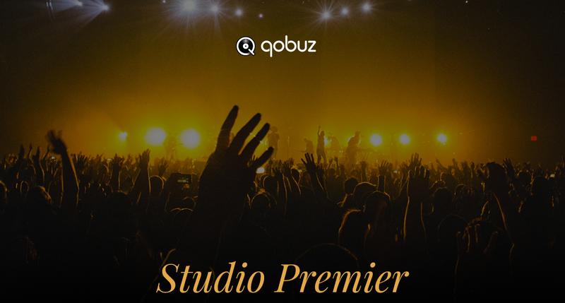 Qobuz chính thức ra mắt Studio Premier cùng gói khuyến mãi hấp dẫn dành cho người mới