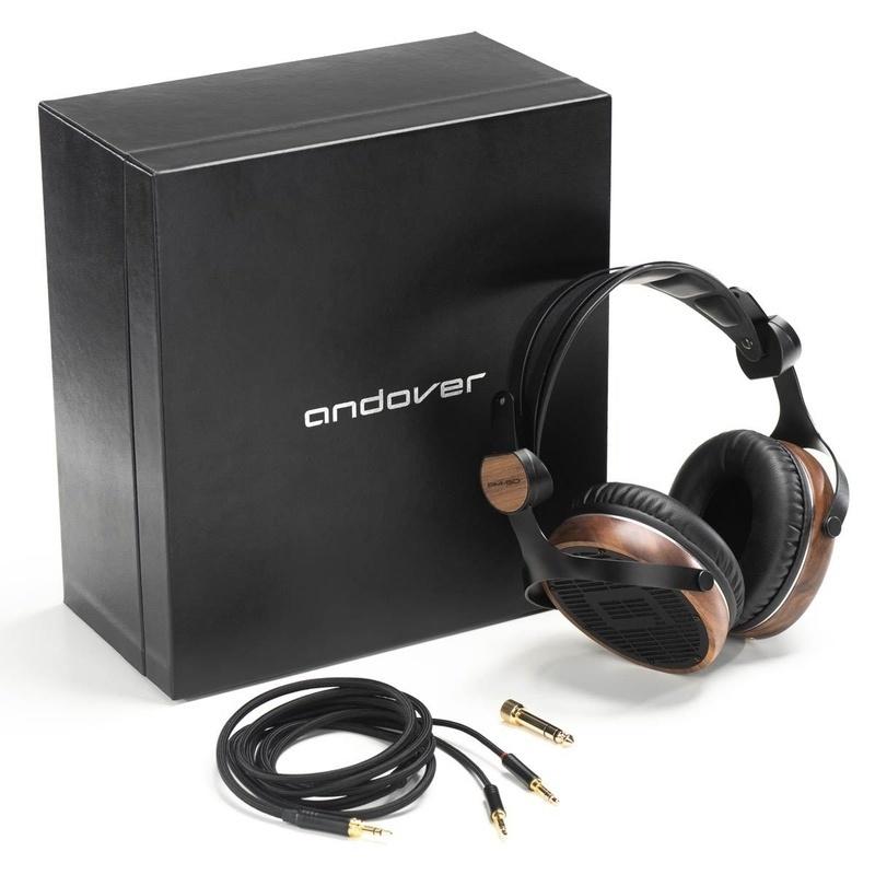 Andover Audio ra mắt mẫu tai nghe từ phẳng đầu tiên của hãng mang tên PM-50