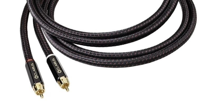 Clarus trình làng dòng cáp âm thanh cao cấp Crimson Mark II, gồm dây tín hiệu, dây loa và dây loa bi-wire