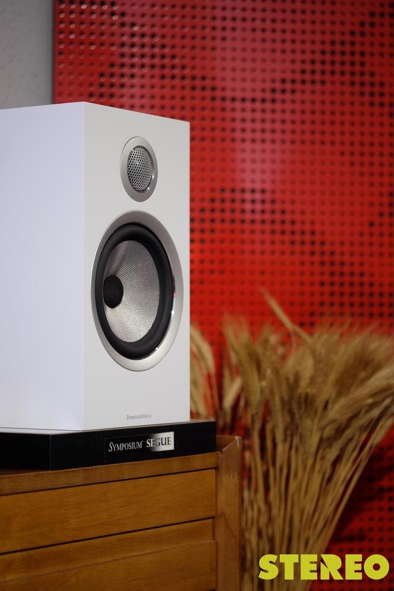 Marantz PM7000N - B&W 706 S2: Giải pháp hữu hiệu nghe nhạc streaming chất lượng