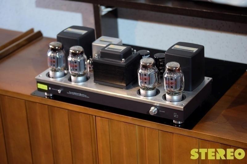 Ampli đèn công suất Luxman MQ-88uC: Đẹp hơn, mạnh mẽ hơn