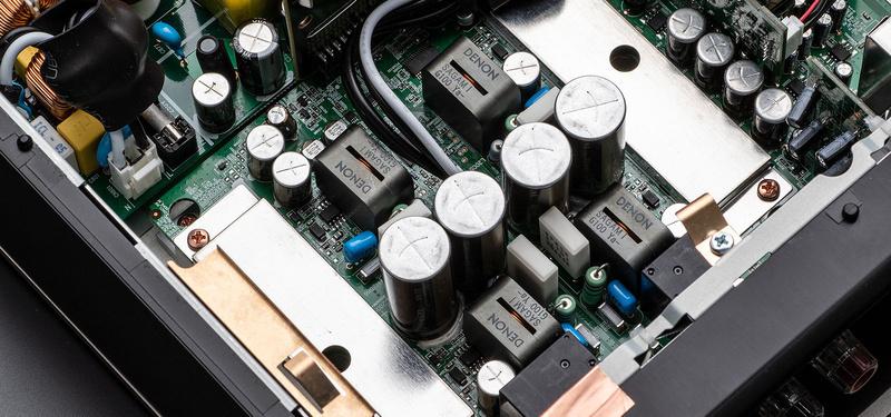 Ampli tích hợp Denon PMA-150H: Thiết kế đẹp, đa năng, dễ phối ghép