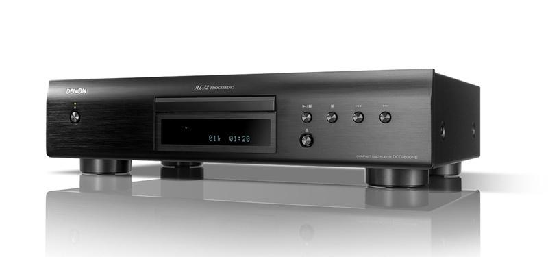 Đầu phát Denon DCD-600NE: Giải pháp đầy chất lượng dành cho người yêu thích đĩa CD
