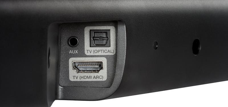 Giải trí tại nhà với bộ loa soundbar không dây Denon DHT-S316