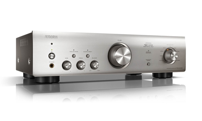 Ampli tích hợp Denon PMA-600NE: Lựa chọn chất lượng cao, giá hợp lý dành cho nghe nhạc