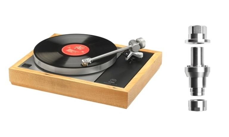 Linn nâng cấp ổ đỡ Karousel cho mâm đĩa than Sondek LP12