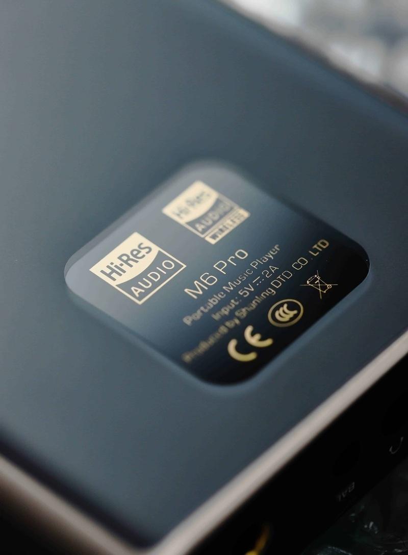 Shanling giới thiệu máy nghe nhạc hi-end M6 Pro