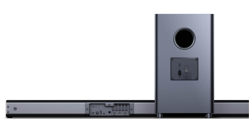 Sharp trình làng 2 mẫu loa soundbar Dolby Atmos HT-SBW460 và HT-SBW800