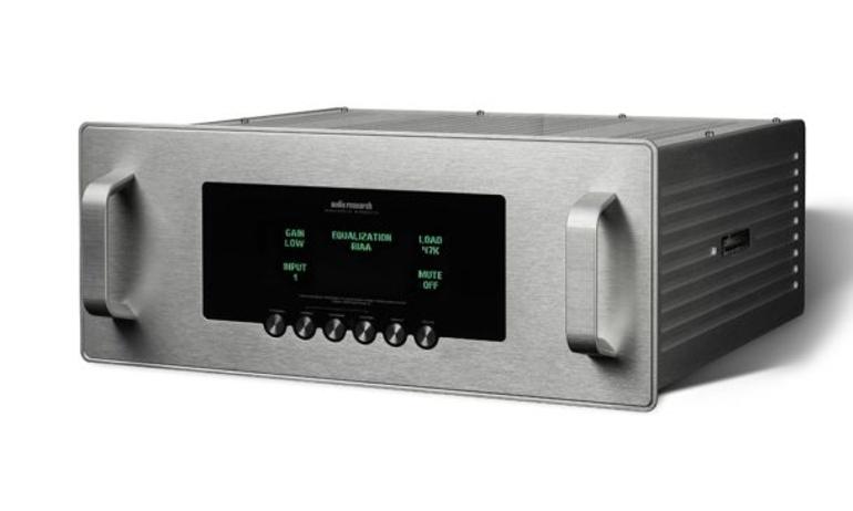 Audio Research mở rộng dòng sản phẩm kỉ niệm 50 năm với phono preamp Reference Phono 3SE
