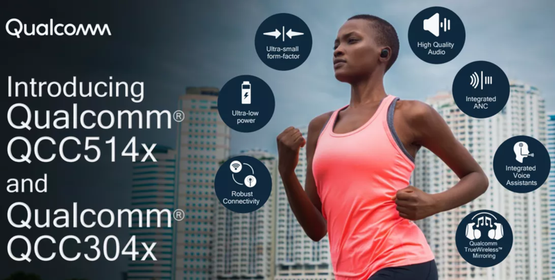 Qualcomm giới thiệu chip Bluetooth mới kèm tính năng chống ồn cho true-wireless giá rẻ