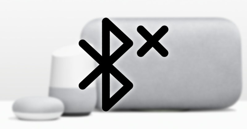 Google thừa nhận lỗi kết nối Bluetooth trên các mẫu loa Google Home