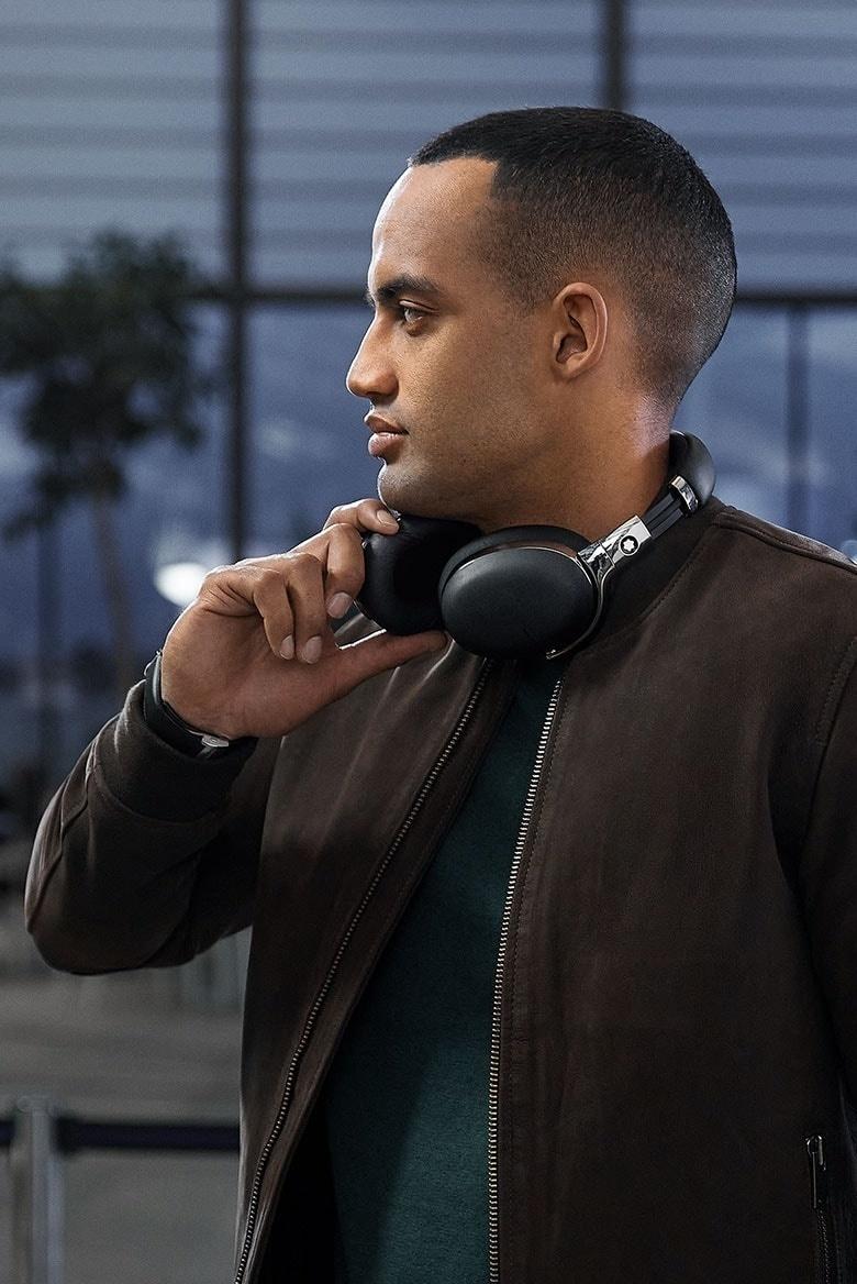 Thương hiệu thời trang Montblanc ra mắt tai nghe chống ồn MB01