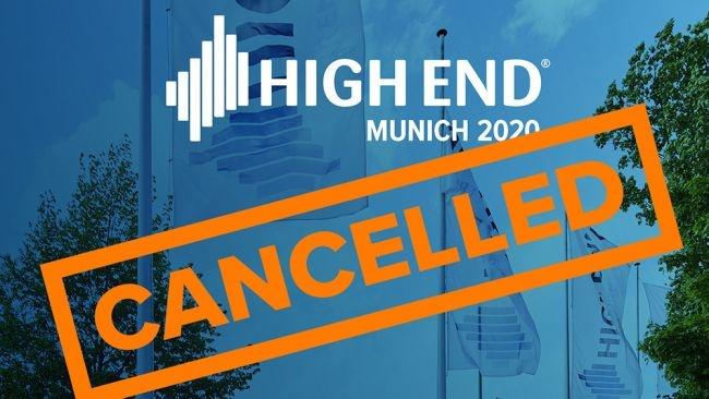 Triễn lãm High End Munich 2020 bất ngờ đưa ra thông báo hủy do ảnh hưởng từ dịch corona