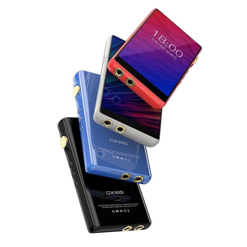 iBasso trình làng máy nghe nhạc cao cấp DX160 phiên bản 2020