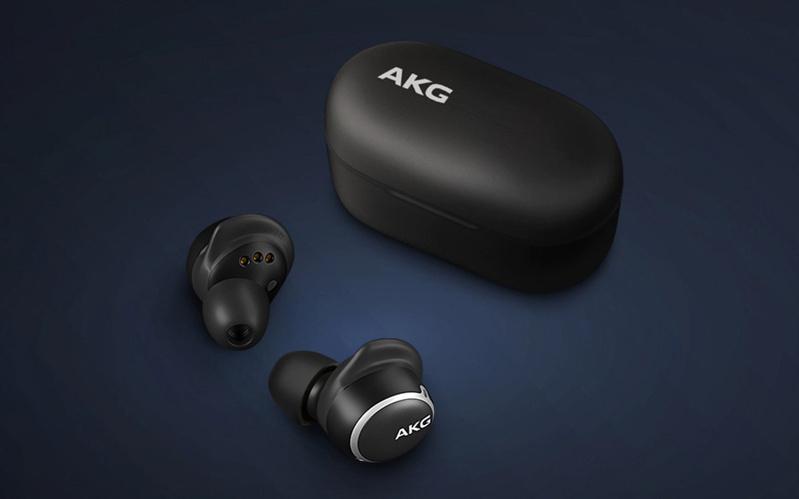 AKG ra mắt tai nghe true wireless N400 với khả năng chống ồn chủ động