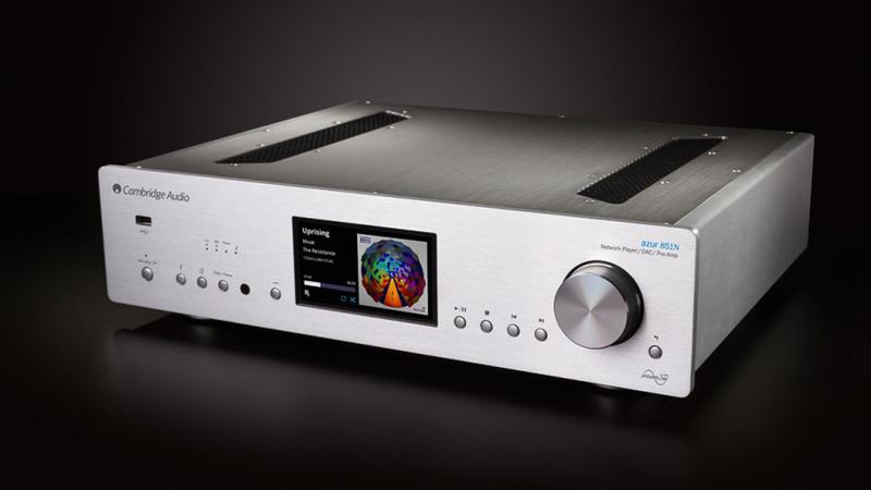 Cambridge Audio Azur 851N được trang bị Roon Ready