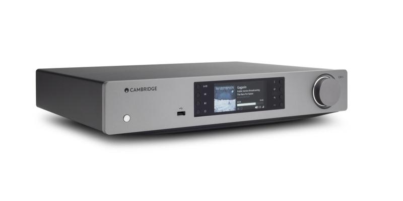 Đầu phát Cambridge Audio CXN V2: Giải pháp cao cấp dành cho nhạc số & nhạc trực tuyến
