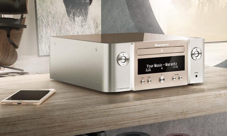 Ampli đa năng Marantz M-CR612: Giải pháp trọn gói dành cho nghe nhạc