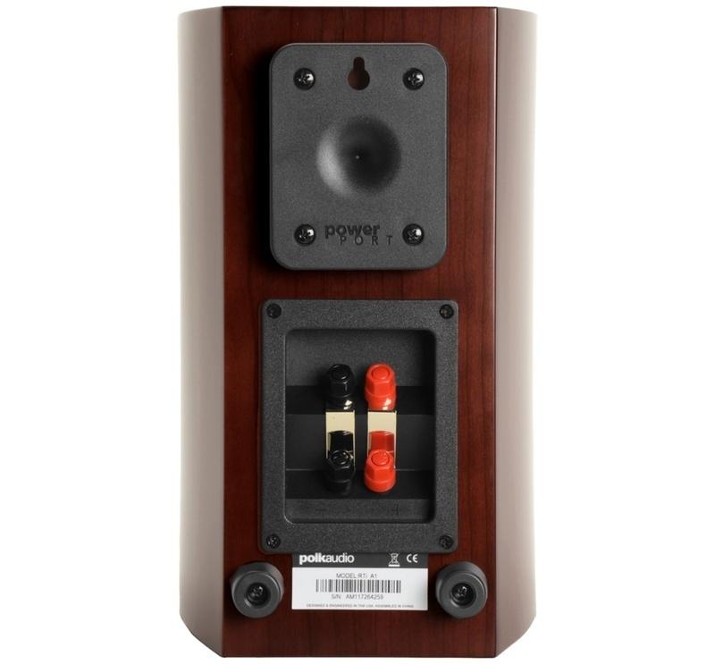 Polk Audio RTiA1: Loa nghe nhạc chất lượng cao dành cho phòng nhỏ